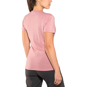 Mammut Alvra Camiseta Mujer, rose